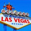 Welcome to Las Vegas Sign — Stock Photo #7914640