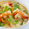 Stock Photo: Thai Food Tom Yum Goong