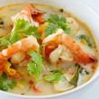 Thai Food Tom Yum Goong — Stock Photo