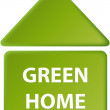 Royalty-Free Stock Photo: Green Home