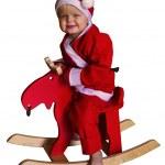 Little Santa — Stock Photo #7940012