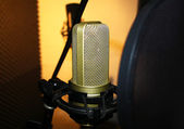The Studio Microphone — Stock Photo