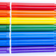 Royalty-Free Stock Photo: Multicolored Felt-Tip Pens
