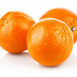 Stock Photo: Fresh orange fruits