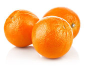 Fresh orange fruits — Stock Photo