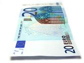 20 euro — 图库照片