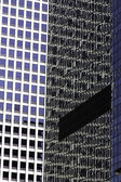 Skyscraper with Reflection — Stock Photo
