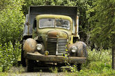 Old rusted truck — Stock Photo