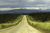 Dalton Highway,Alaska — Stock Photo