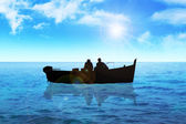 Fishing — 图库照片