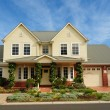 Beautiful Residential House — Stock Photo #6748655