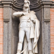 Statue in Royal Palace, Naples, Italy — Stock Photo #6749245