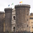 Maschio Angioino Castle, Naples — Stock Photo