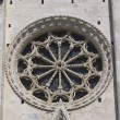 Rose window — Stock Photo
