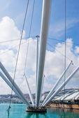 генуя, панорамный лифт — Стоковое фото