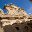 Italy, Cathedral of Gallipoli — Stock Photo