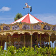 Stock Photo: Carrousel