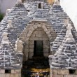 Trullo in miniature — Stock Photo