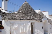 Trullo in Alberobello, Italy — Stock Photo