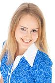 Happy business woman portrait — Stock Photo