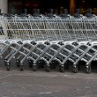 Shopping carts — Stock Photo #7282679