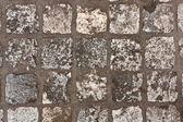 Pedra de pavimentação de textura — Fotografia Stock