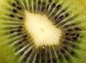 Juicy kiwi close — Stock Photo