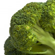 Broccoli cabbage closeup — Stock Photo