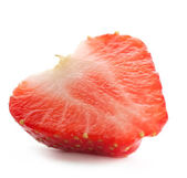 Saftige erdbeere — Stockfoto