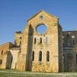 Abbey of San Galgano - Stock Photo