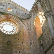 Abbey of San Galgano — Stock Photo