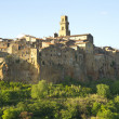 Stock Photo: Pitigliano Italy