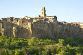 Pitigliano Italy — Stock Photo