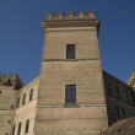 Mesola Castle — Stock Photo