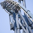 Roller coaster — Stock Photo