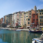 Portovenere Liguria La Spezia Italy — Stock Photo #6987554