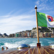 Stock Photo: Portovenere LiguriLSpeziItaly