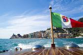 Portovenere Liguria La Spezia Italy — Stock Photo