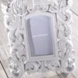 Stock Photo: Blank photo frame
