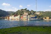 Portofino genova ligurië italië — Stockfoto