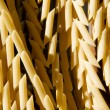 Dried italian pasta — Stock Photo