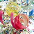 Christmas confetti - Stock Photo