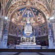 Stock Photo: Catholic church, baptistery