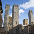 San gimignano tuscany italy — Stock Photo