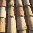 Roof brick - Stock Photo
