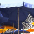 Beach umbrellas - Zdjcie stockowe