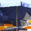 Beach umbrellas - Stok fotoraf