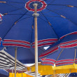 Beach umbrellas — Stock Photo #7399013