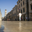 Dubrovnik croazia — Stock Photo