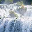 Waterfalls of Krka in Croatia — Stock Photo #7406693